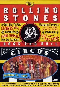 Cover The Rolling Stones - Rock And Roll Circus [DVD]